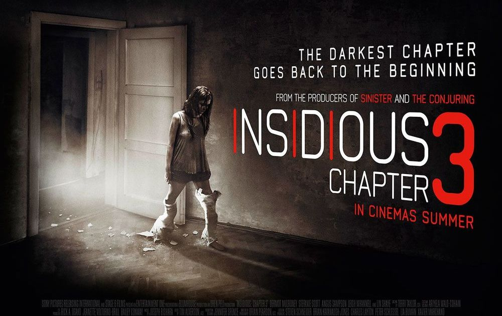 Sekilas Film Insidious Chapter 3