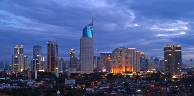 skyscraper jakarta