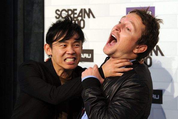 James Wan and Leigh Wanell