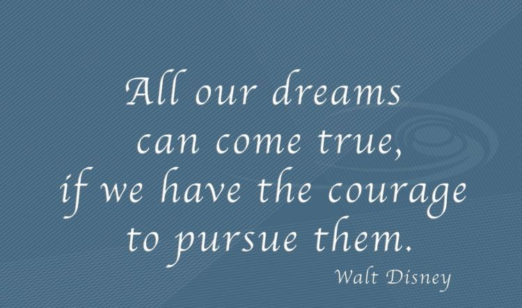 mimpi besar = usaha besar