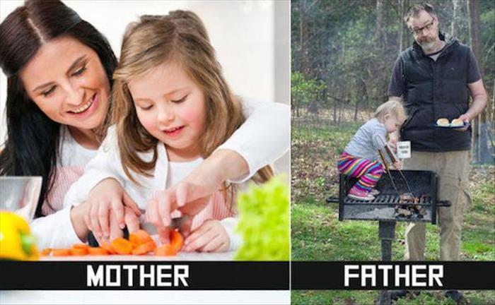 Masak-masakan sama ayah