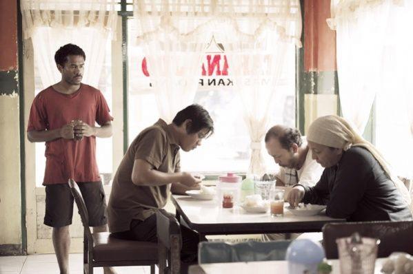 Ketemu orang Minang langsung akrab