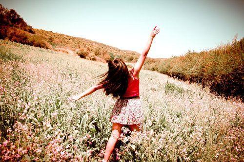Happy girls are the prettiest...