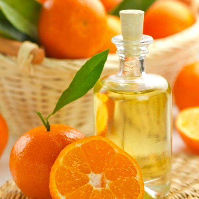 aroma jeruk yang membuat suasana rumah menjadi segar