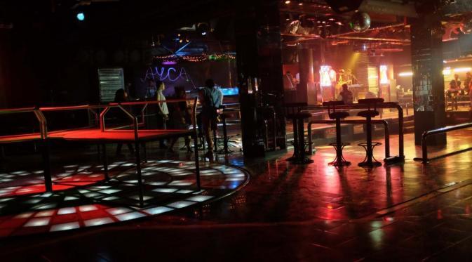 Tempat disko zaman dulu