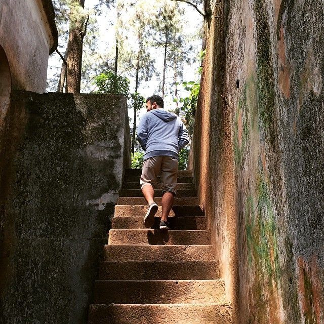 Gunung Kunci, tempat favorit buat photoshoot. Foto IG: @pojand