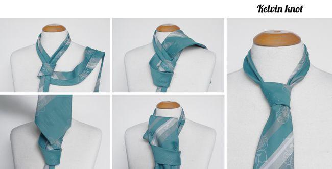 Cara memasang dasi yang benar