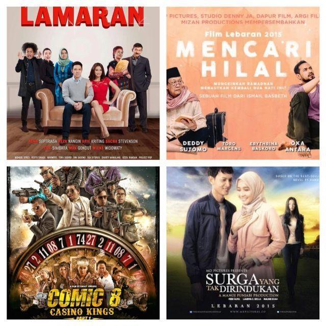 4 Film Indonesia yang rilis.