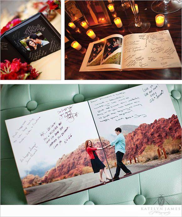 Buku tamu pernikahan unik