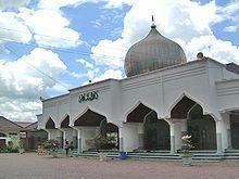 Masjid Agung Bojonegoro, Sebelum direnovasi
