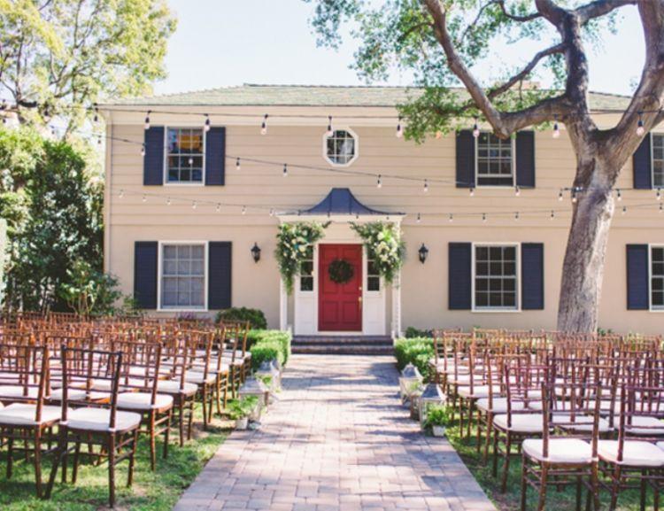 Alasan memilih pernikahan di luar ruangan