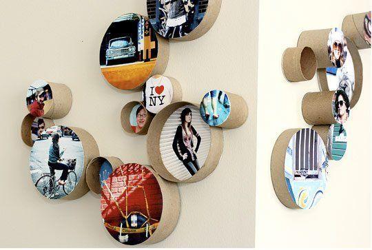 Round Art, begitulah namanya. Kamu bahkan bisa membuat suasana rumah menjadi layaknya galeri seni