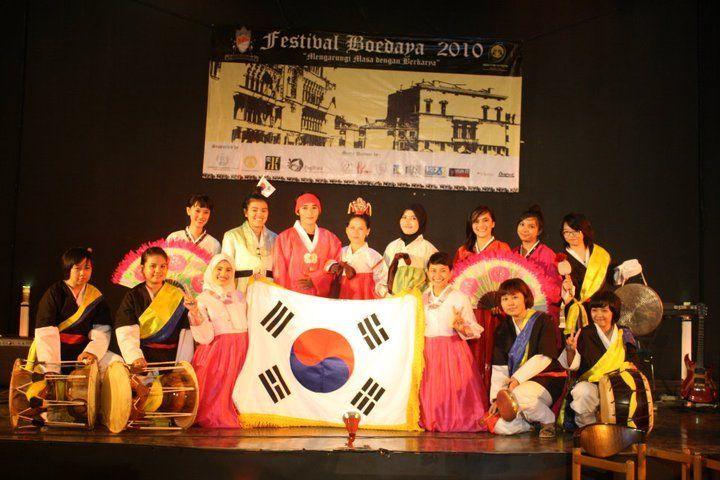 Anak Sastra Korea