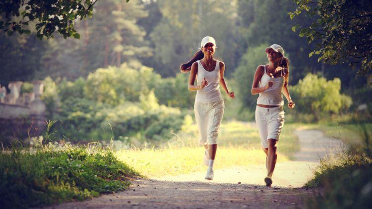 Jogging bareng aja yuk
