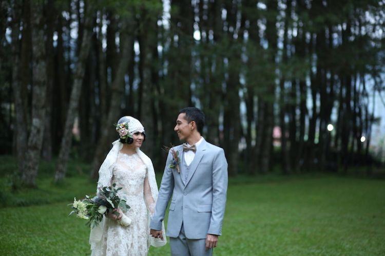 Alasan memilih pernikahan outdoor