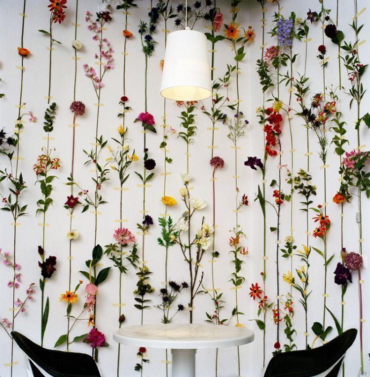Cara mengawetkan bunga dari pacar