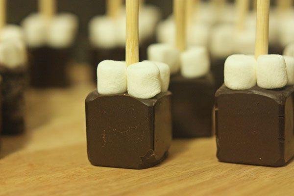 Resep ice cube coklat