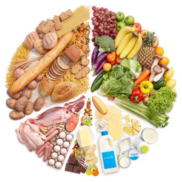 Makanan sehat untuk berdiet