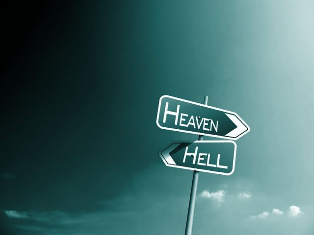 Heaven or Hell?
