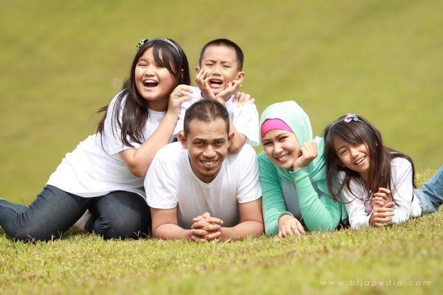 Bisa membangun keluarga bahagia.