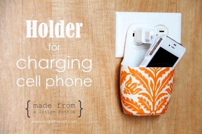 Phone Holder yang cantik dan bermanfaat