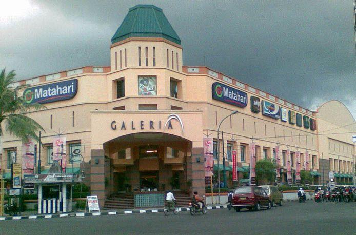 Mall paling gaul