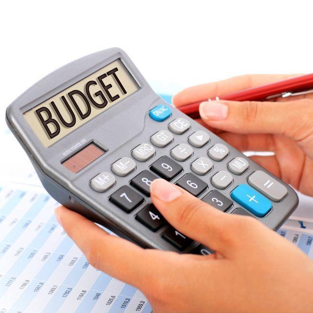 Hitung anggaran dengan teliti