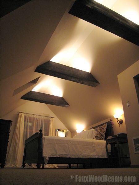 Kamar dengan Indirect light