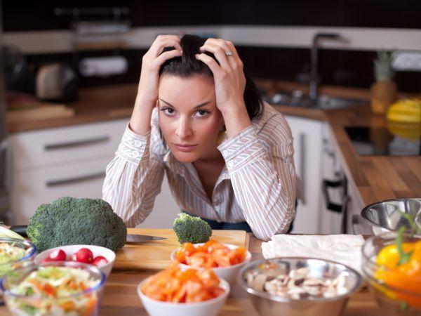 Salah berdiet, berdampak bagi kesehatan
