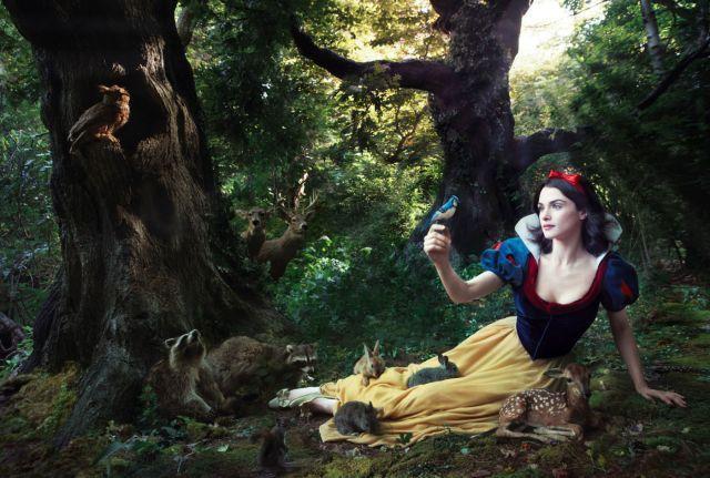 Kecantikan Snow White