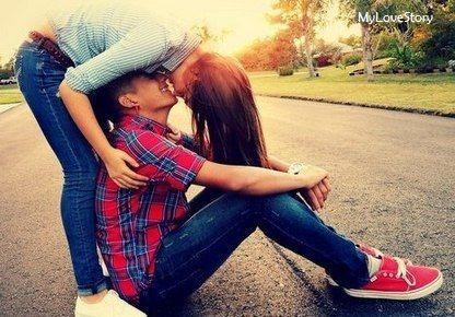 Cepat stress? Ayo berciuman!