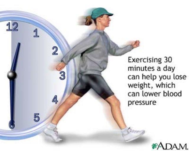 Olahraga bagi Penderita Hipertensi