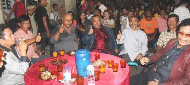 Tuak menjadi bagian dari tradisi Batak