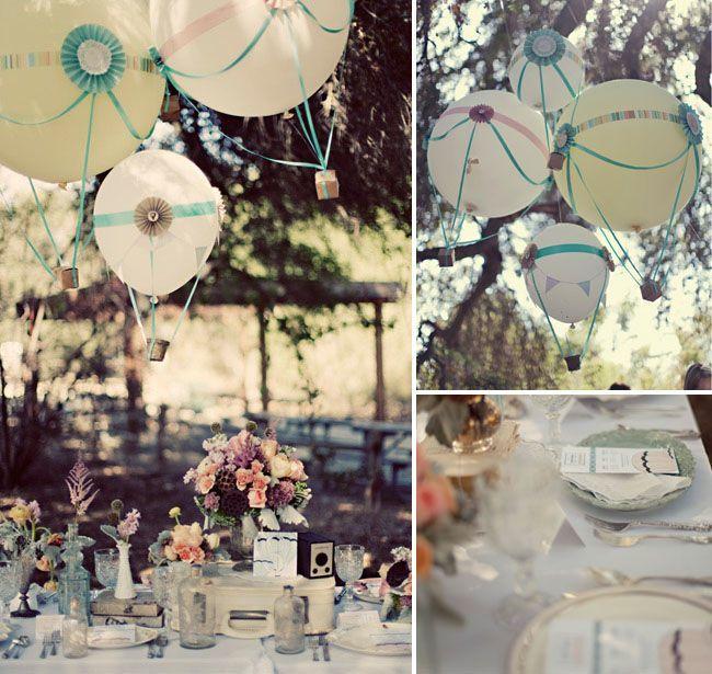 Cara memanfaatkan balon sebagai properti pernikahan yang unik