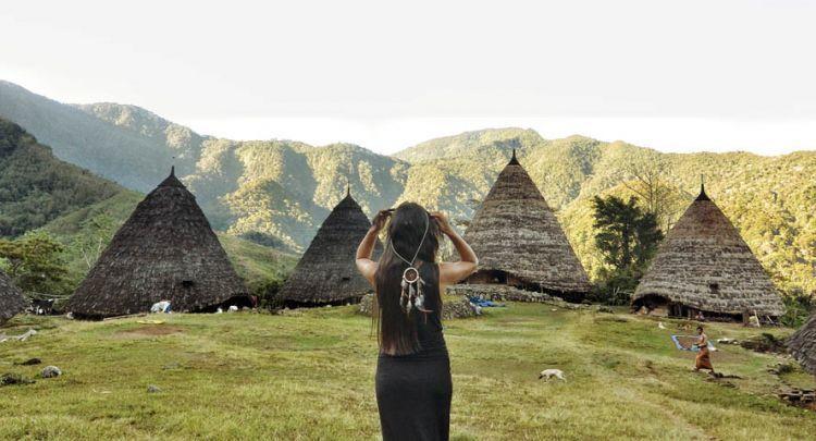 Desa terpencil seperti Wae Rebo adalah tujuan yang cocok buatmu