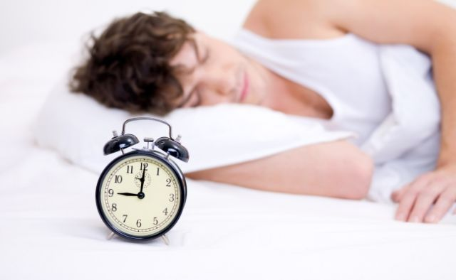 Atur jadwal tidur