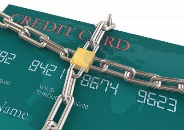 Hentikan dulu penggunaan kartu kredit