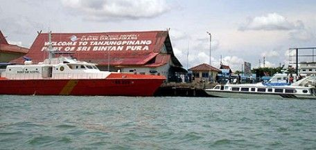 Pelabuhan Sri Bintan Pura