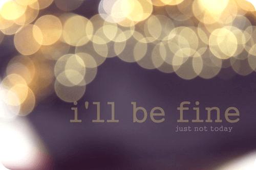 Aku baik-baik saja