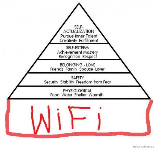 Rasanya kerja kudu pake laptop dan internet