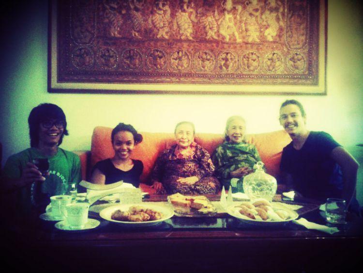 Pengingat masa kecil bareng keluarga