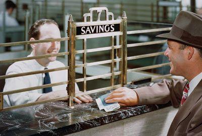 Buat akun di Bank