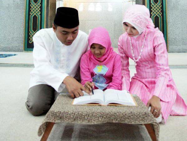 Belajar ilmu agama