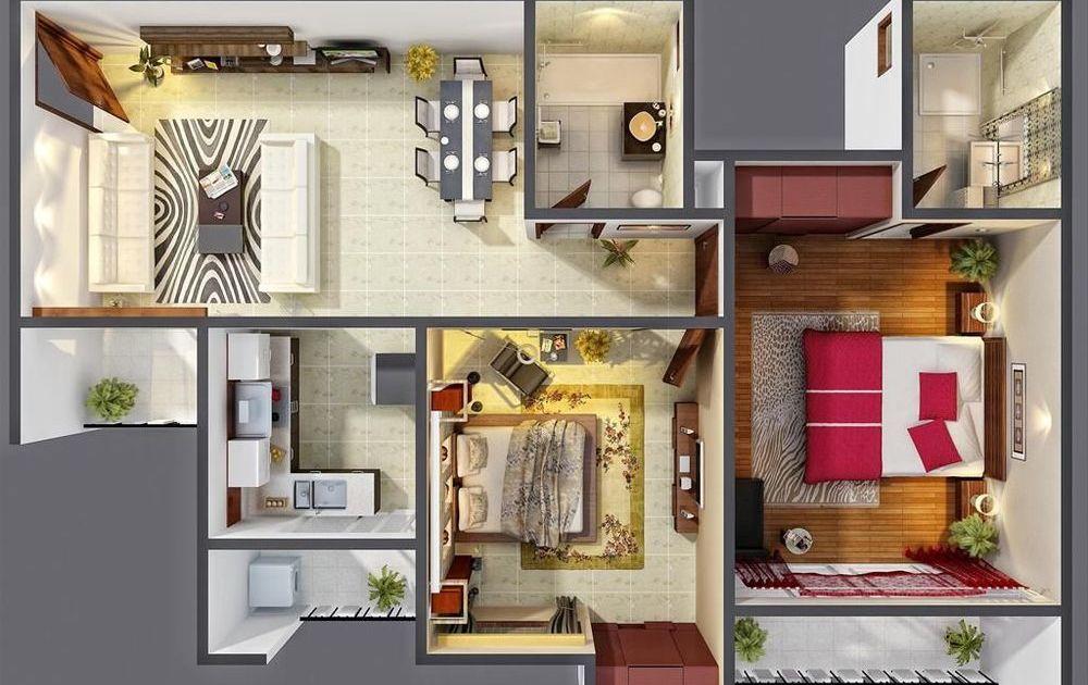 Jika Kamu Ingin Punya Rumah Minimalis Yang Nyaman 10 Desain Rumah 3d Ini Bisa Jadi Inspirasi Hunian Bersama Keluarga Kecilmu Di Masa Depan