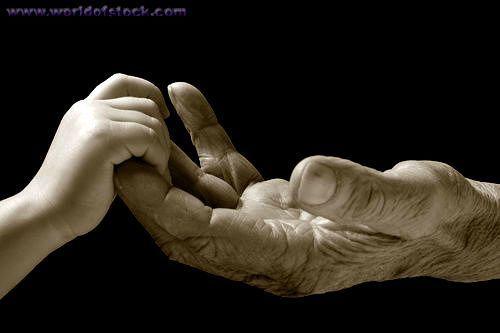 bu, tetaplah genggam tanganku dengan erat