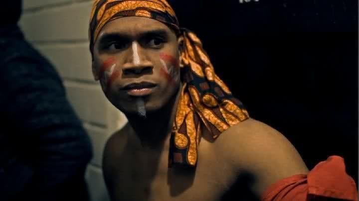 Mirip Papua?