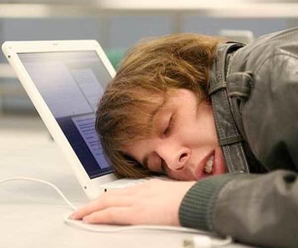 Laptop gak pernah mati