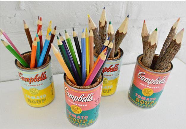 Membuat Kaleng Bekas Jadi Lebih Pop Dengan Soup Can Ala Andy Warhol