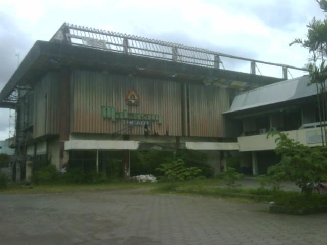 Bioskop Mataram sekarang