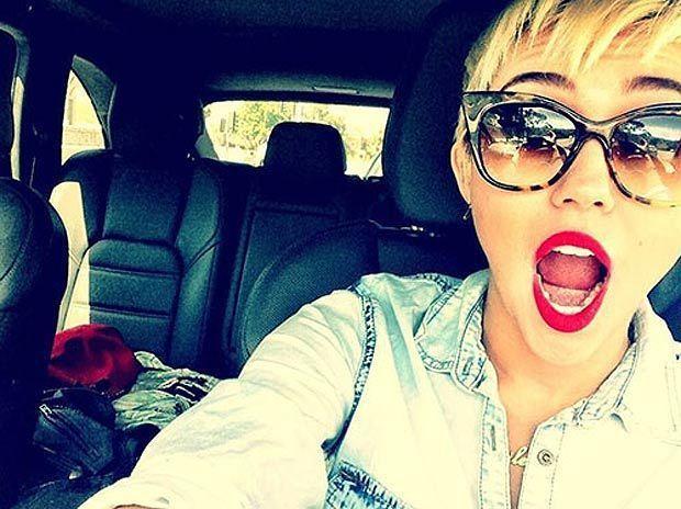 Ceu Miley juga!